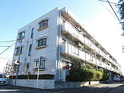 埼玉県上尾市春日1丁目の賃貸マンションの外観