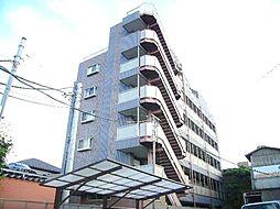 埼玉県川口市上青木西1の賃貸マンションの外観