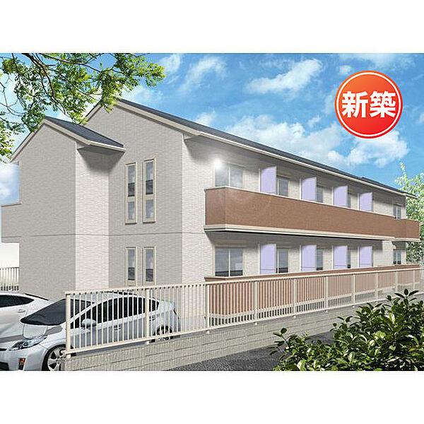 (仮称)高幡不動駅学生マンション[2階]の外観