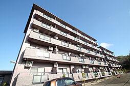 愛知県日進市北新町東口論義の賃貸マンションの外観