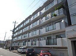 メイフェア—鹿島田No.4[1階]の外観