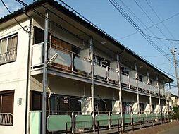 第一田辺コーポ[106号室]の外観