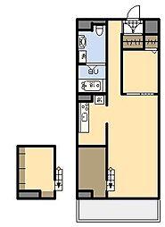 (新築)AKH K[301号室]の間取り