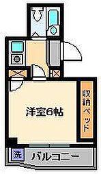 エスパッソ綾瀬[5階]の間取り