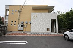 香川県高松市紙町の賃貸アパートの外観