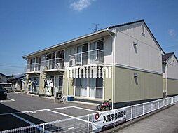 岡山県岡山市南区洲崎3の賃貸アパートの外観