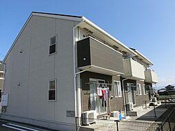 香川県観音寺市三本松町3丁目の賃貸アパートの外観