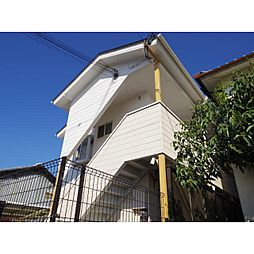奈良県奈良市東笹鉾町の賃貸アパートの外観