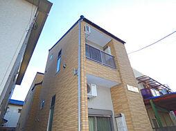 コンパートメントハウス鳩ヶ谷II[2階]の外観