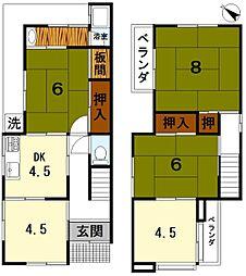淀駅 750万円