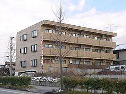 山形県山形市中桜田2丁目の賃貸マンションの外観