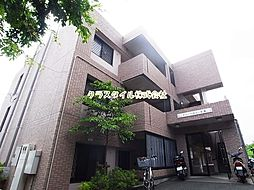 東京都町田市常盤町の賃貸マンションの外観