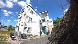 大阪府東大阪市豊浦町の賃貸マンションの外観