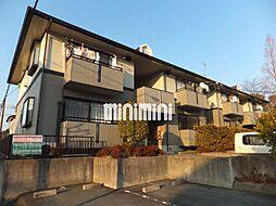 セピアコートA・B[2階]の外観