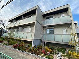 大阪モノレール彩都線 阪大病院前駅 徒歩6分の賃貸アパート