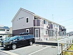 千葉県茂原市高師台3丁目の賃貸アパートの外観