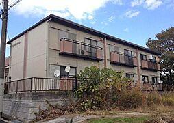 広島県呉市焼山泉ヶ丘1丁目の賃貸アパートの外観
