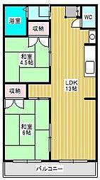 関口第10ビル[2階]の外観