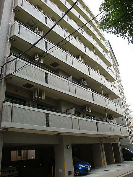 パークリバー東白島 8階の賃貸【広島県 / 広島市中区】