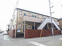 アリス深谷4号館[2階]の外観