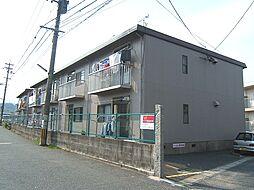 ハイツ桜橋 A棟[2階]の外観