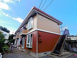 レヂデンス上新井[1階]の外観
