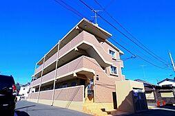 東京都東村山市秋津町4丁目の賃貸マンションの外観