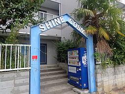 兵庫県加東市松沢の賃貸マンションの外観