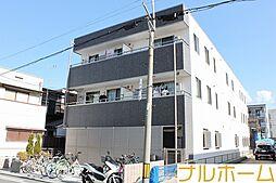 大阪府大阪市平野区喜連1丁目の賃貸マンションの外観
