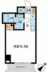 アーバンパーク新横浜[0211号室]の間取り