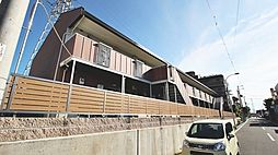 大阪府堺市中区堀上町の賃貸アパートの外観