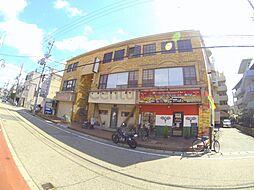 兵庫県西宮市下大市東町の賃貸マンションの外観
