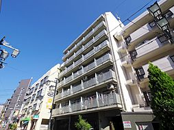 ヒルハウス コンフォートI[6階]の外観