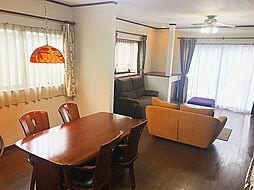 JR加古川線 滝駅 バス11分 神姫バス社営業所下車 徒歩3分 5SLDKの居間