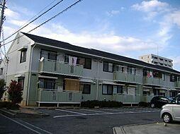 ピッコロモンドB棟[2階]の外観