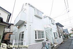神奈川県座間市相模が丘3の賃貸アパートの外観