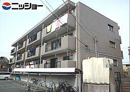 パークヒル竹内[1階]の外観