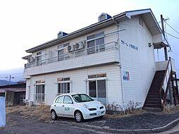 2657ラ・ポームド南福島A[1階]の外観