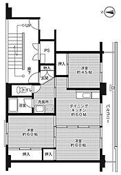 ビレッジハウス秋喜 2号棟