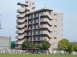 大阪府摂津市鳥飼西4丁目の賃貸マンションの外観