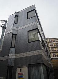 神奈川県川崎市多摩区生田6丁目の賃貸マンションの外観