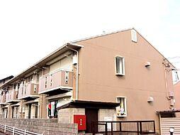 セジュール黒田1[2階]の外観