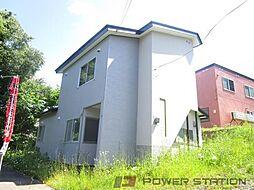 [一戸建] 北海道小樽市長橋5丁目 の賃貸【北海道 / 小樽市】の外観