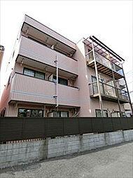 埼玉県草加市吉町5丁目の賃貸マンションの外観
