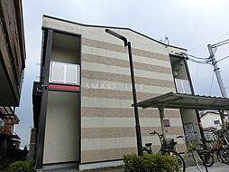 レオパレス本堅田I番館[1階]の外観