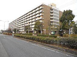 奈良県大和郡山市野垣内町の賃貸マンションの外観
