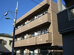 大阪府大阪市阿倍野区松虫通3丁目の賃貸マンションの外観