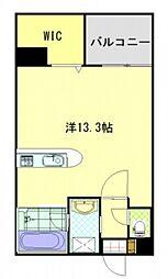 K-field[5階]の間取り