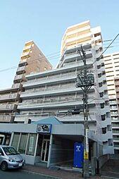 北海道札幌市西区琴似二条6丁目の賃貸マンションの外観