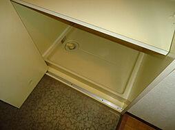 ジョイフル長田の室内洗濯盤